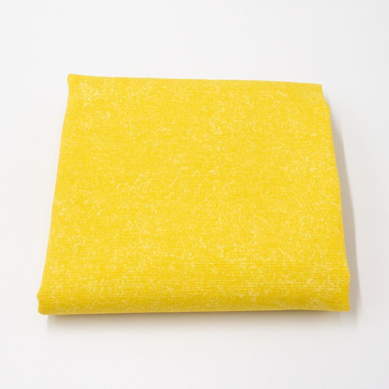 Tecido Gorgurão - Textura Amarelo - 50cm x 140cm