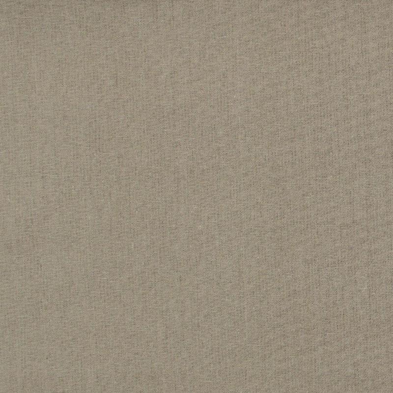 1000 Tons - Linho Misto Liso - Areia - 50cm X136cm