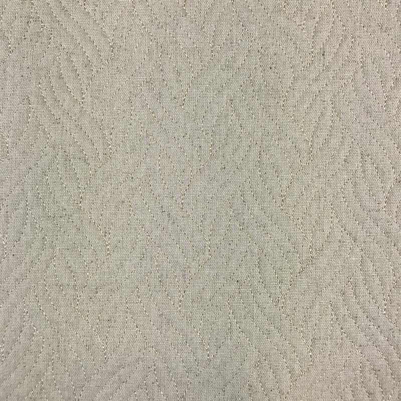 Tecido Matelassado Linho Trança - 50cm X 150cm