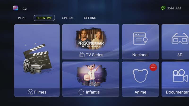 O Melhor Aplicativo para ver TV IPTV no Brasil GoTV App Para Qualquer TV  Box Android celular tablet e tv android com VOD + AO VIVO + PLAYBACK +  FILMES