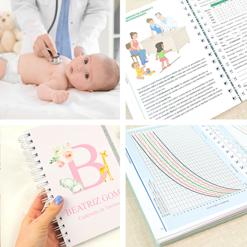 caderneta de vacinação