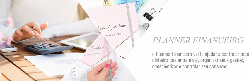 planner financeiro finanças caderno gastos