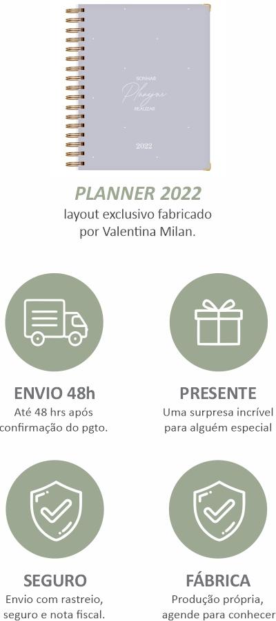 mulheres com mais tempo livre usam planner