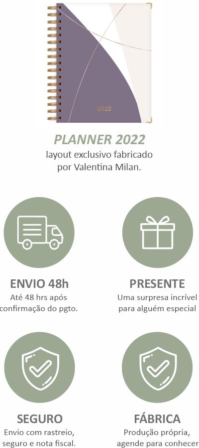 planner 2022 para melhor sua organização