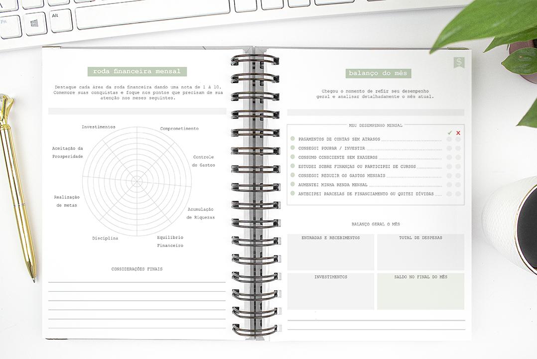 planner financeiro 2022