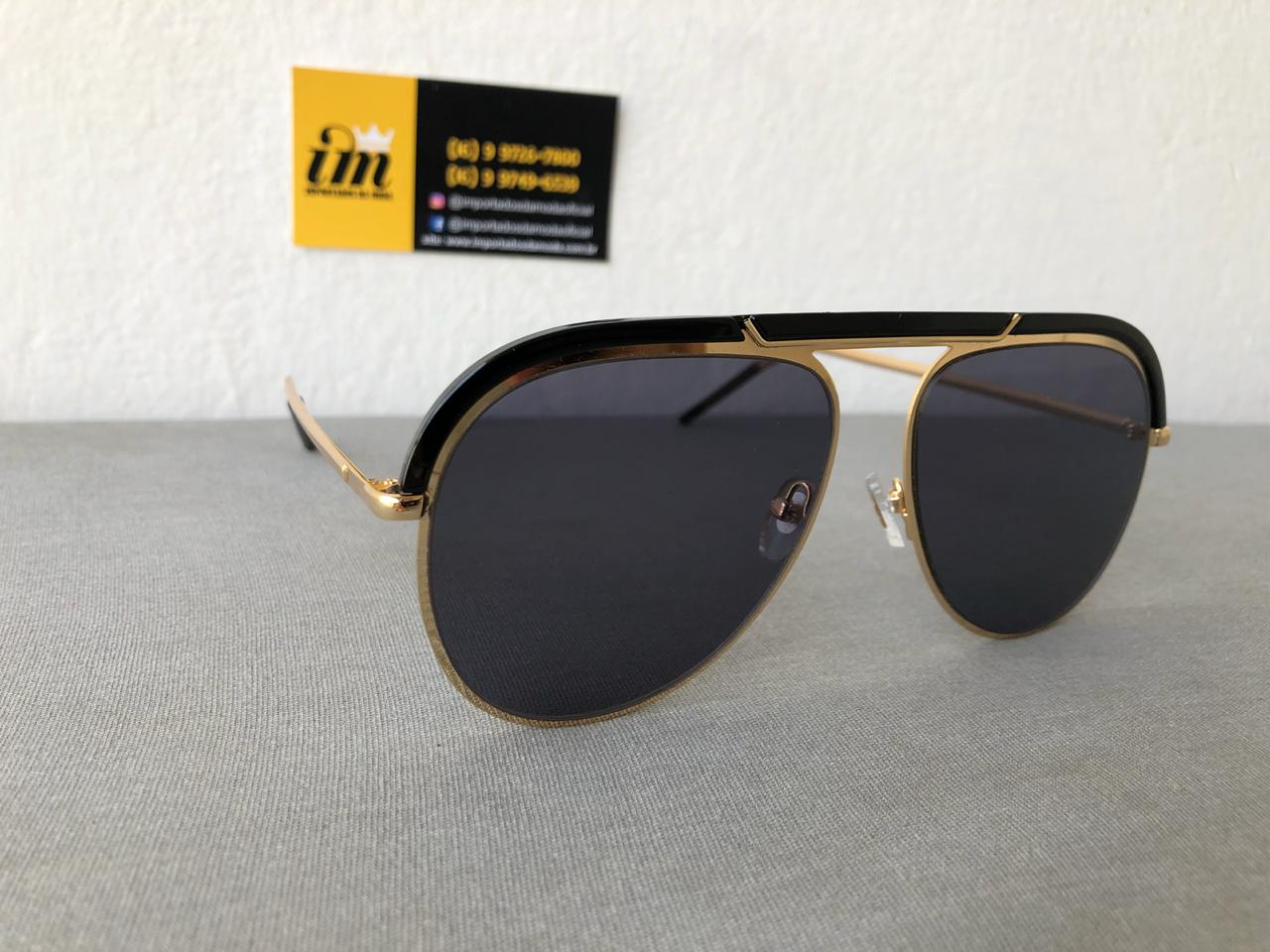 Óculos de Sol Dior Desertic Replica Primeira Linha Tartaruga 2
