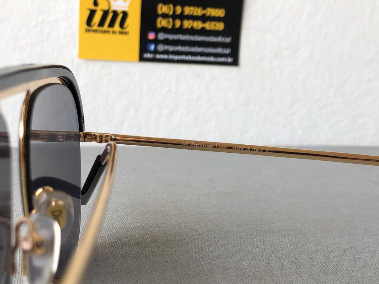 Óculos de Sol Dior Desertic Replica Primeira Linha Tartaruga 4