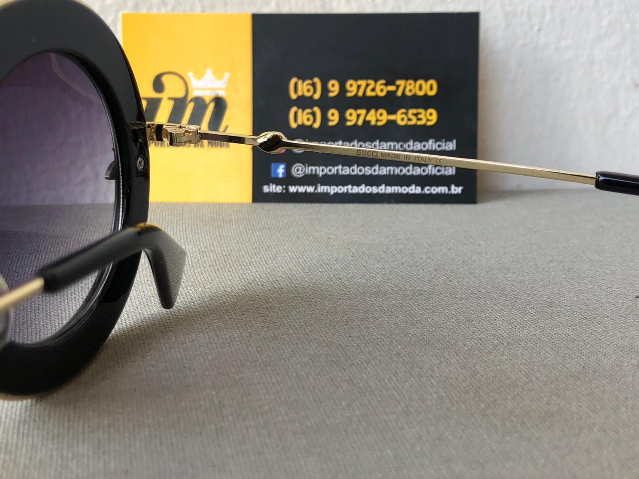 Óculos de Sol Gucci L Aveugle Réplica Primeira Linha 2