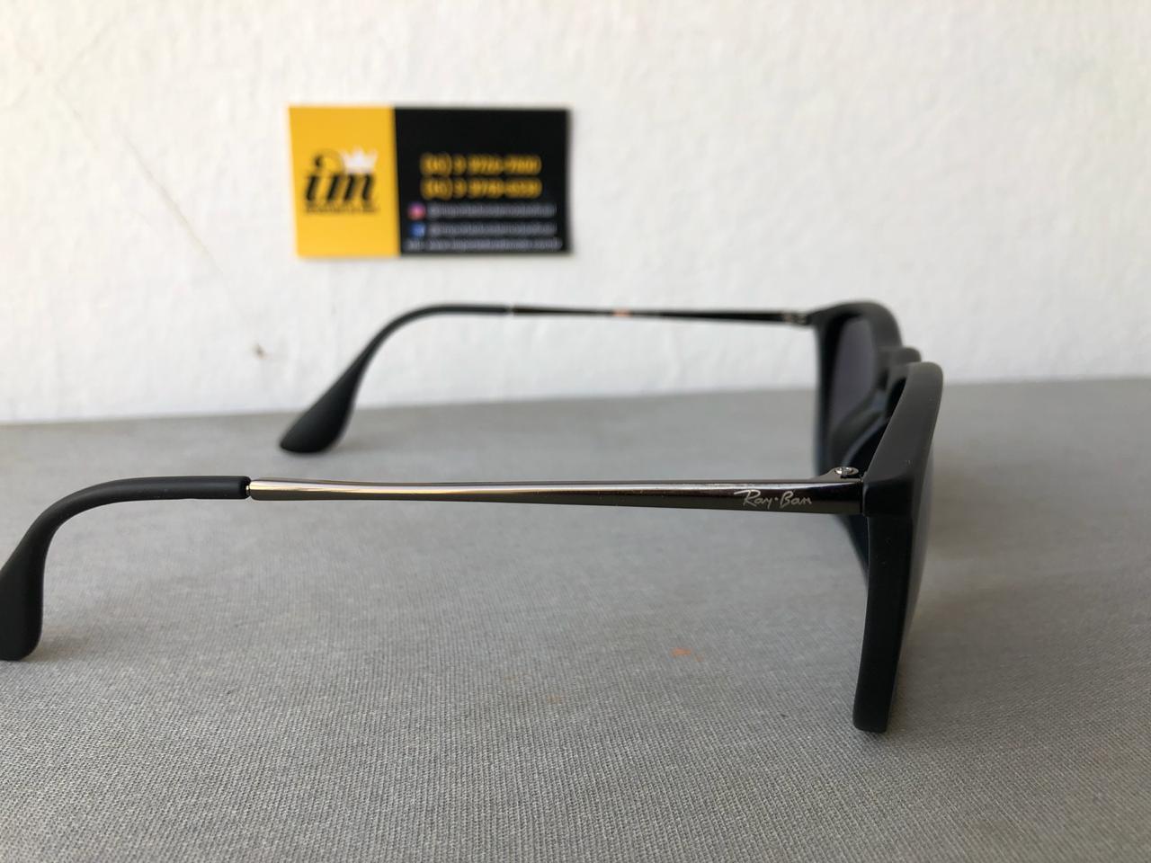 Ray Ban Chris Degrade Replica Primeira Linha Óculos de Sol