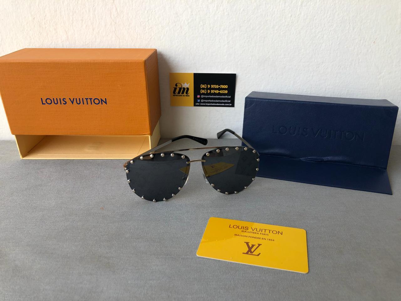 Óculos de Sol Louis Vuitton The Party Replica Primeira Linha 5