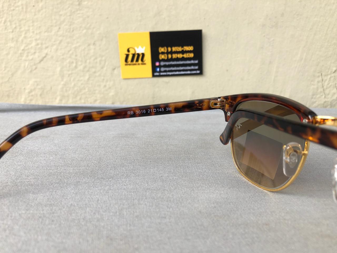 Ray Ban Clubmaster Oculos De Sol Primeira Linha Replica5