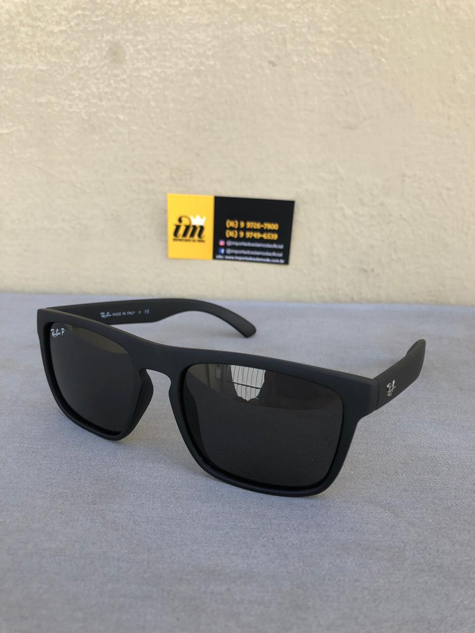 18f5aeabf Fotos reais e detalhadas do produto Ray Ban Justin Replica Oculos Primeira  Linha