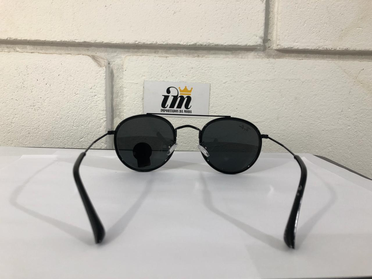 Ray Ban Round Double Bridge Replica Oculos Primeira4