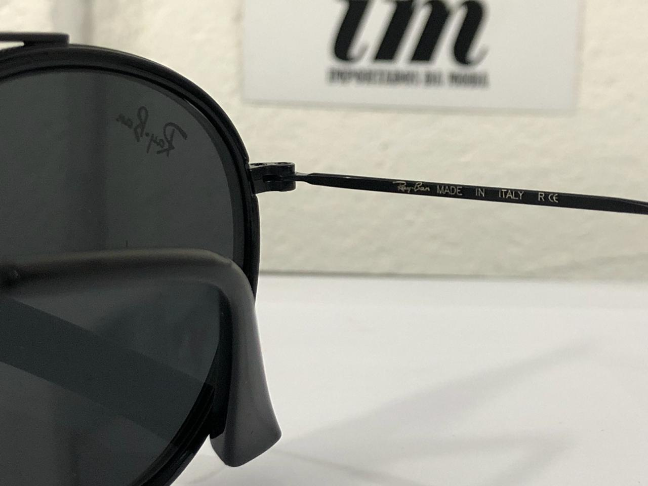 Ray Ban Round Double Bridge Replica Oculos Primeira 3