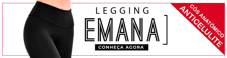 Legging Emana Cos Anatomico