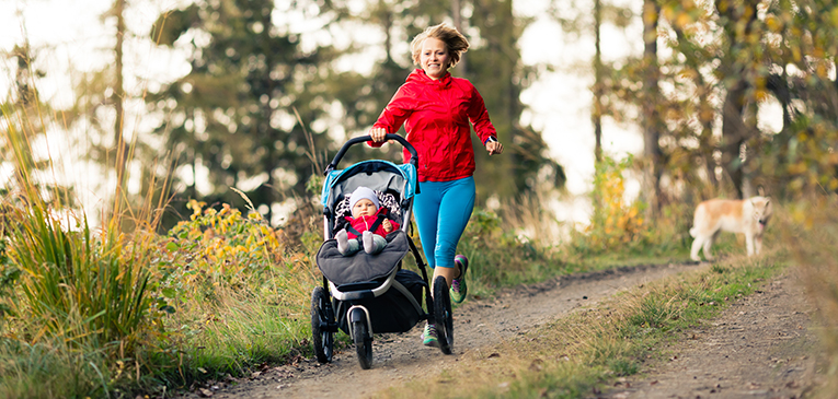 Os-beneficios-dos-running-strollers