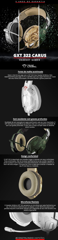 Headset Gamer Trust Bom e Barato