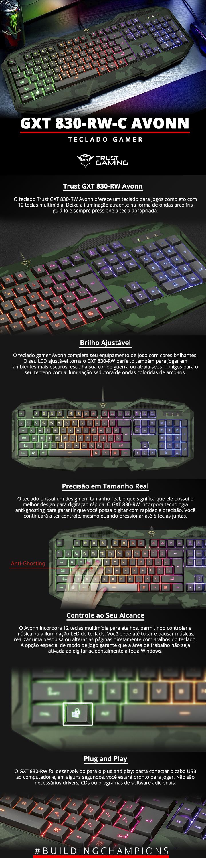 Teclado-Gamer-trust-GXT-830-RGB-Camuflado