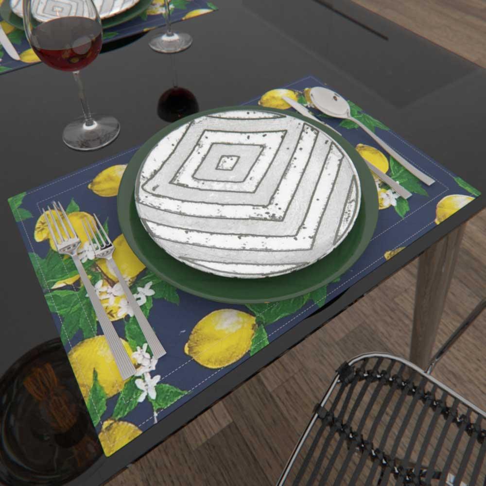jogo americano para decoração de mesa de café da manhã