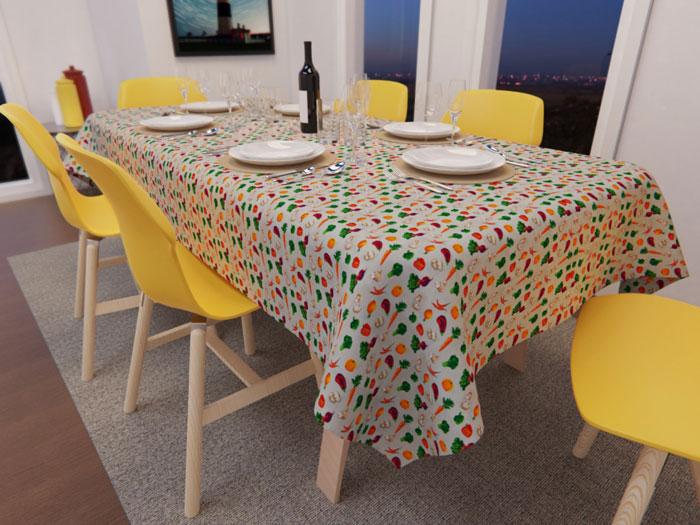 toalha de mesa ideal para o dia dos pais