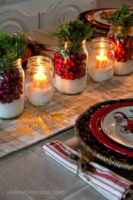 velas para decorar a mesa blog mesa chiq