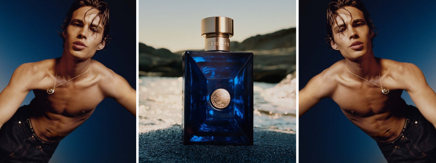 Perfume masculino Dylan blue pour homme Perfumer