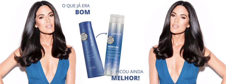 Shampoo moisture recovery Joico aqui na Perfumer