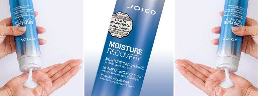 Como usar moisture recovery azul