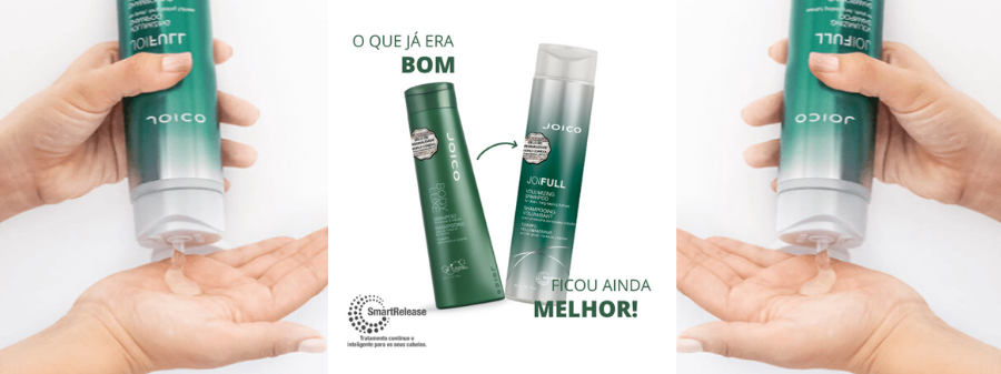 Shampoo para Dar Volume Joico Joifull Smart Release 300 ml