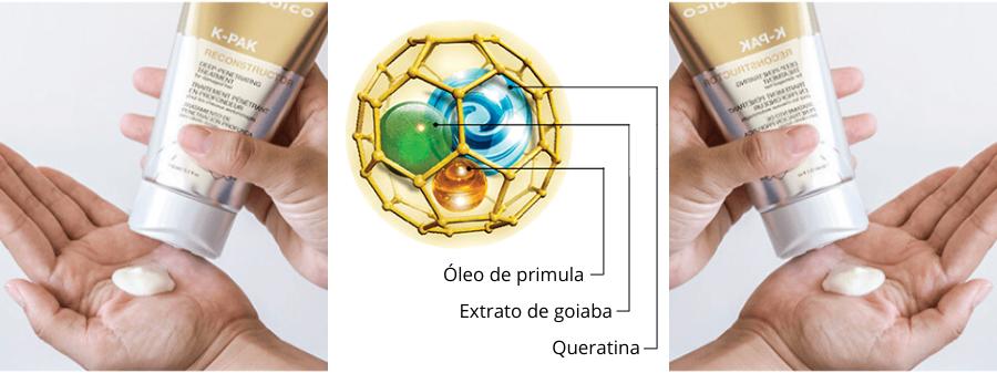 K-PAK Deep Penetrating Reconstructor - Reconstrutor Capilar Joico 150 ml Perfumer