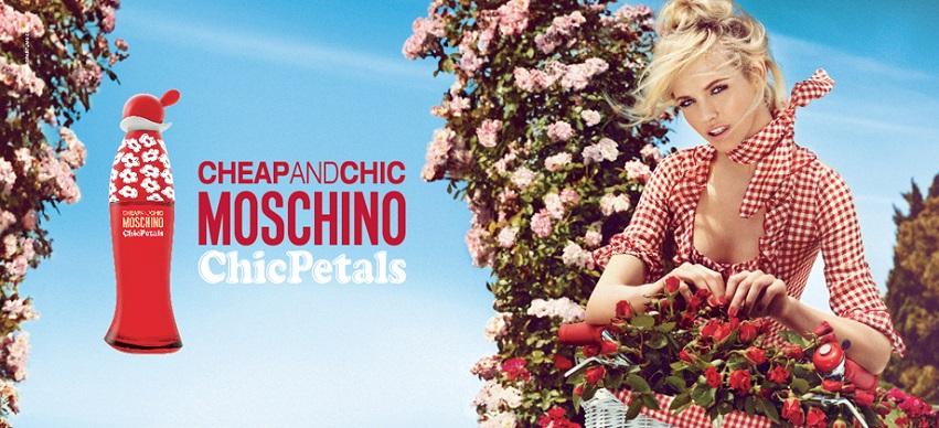 perfume chic petals cheap and chic moschino perfumer