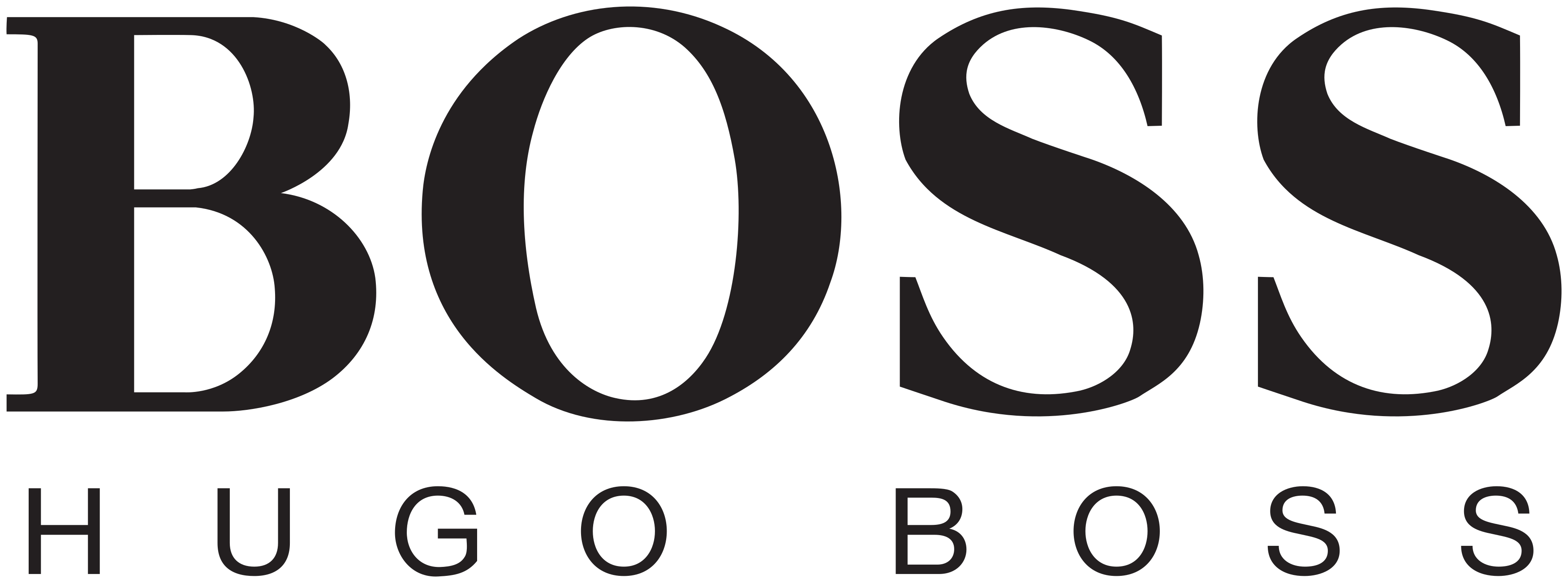perfume hugo boss marca logo perfumer