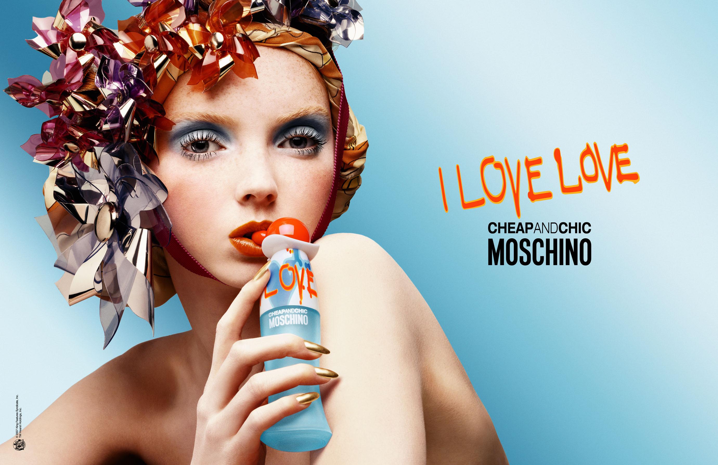 moschino love love perfumer notas olfaativas