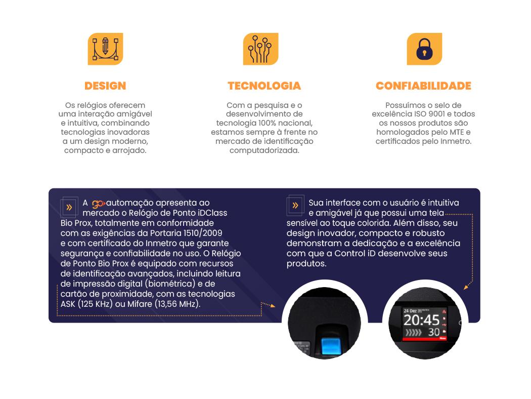 design -tecnologia - confiabilidade