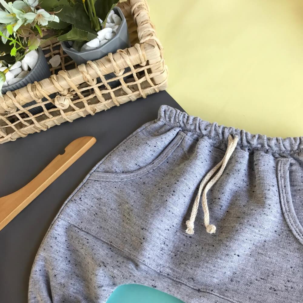 calça infantil confortável