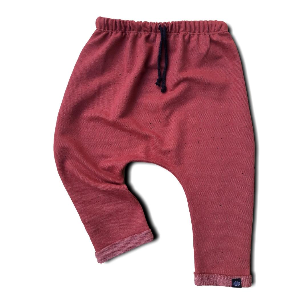calça infantil com ajuste
