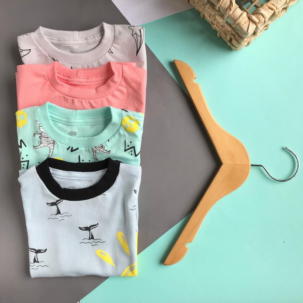 Kit Camiseta Infantil