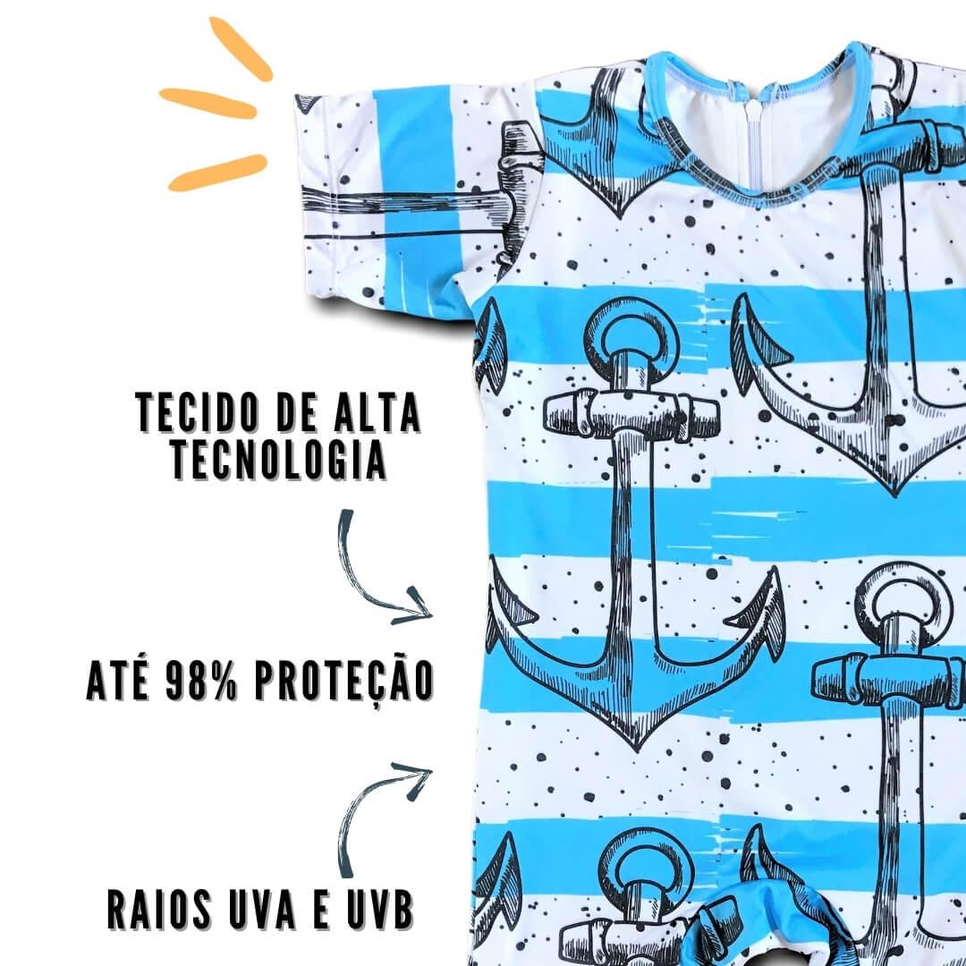 moda praia bebe proteção solar