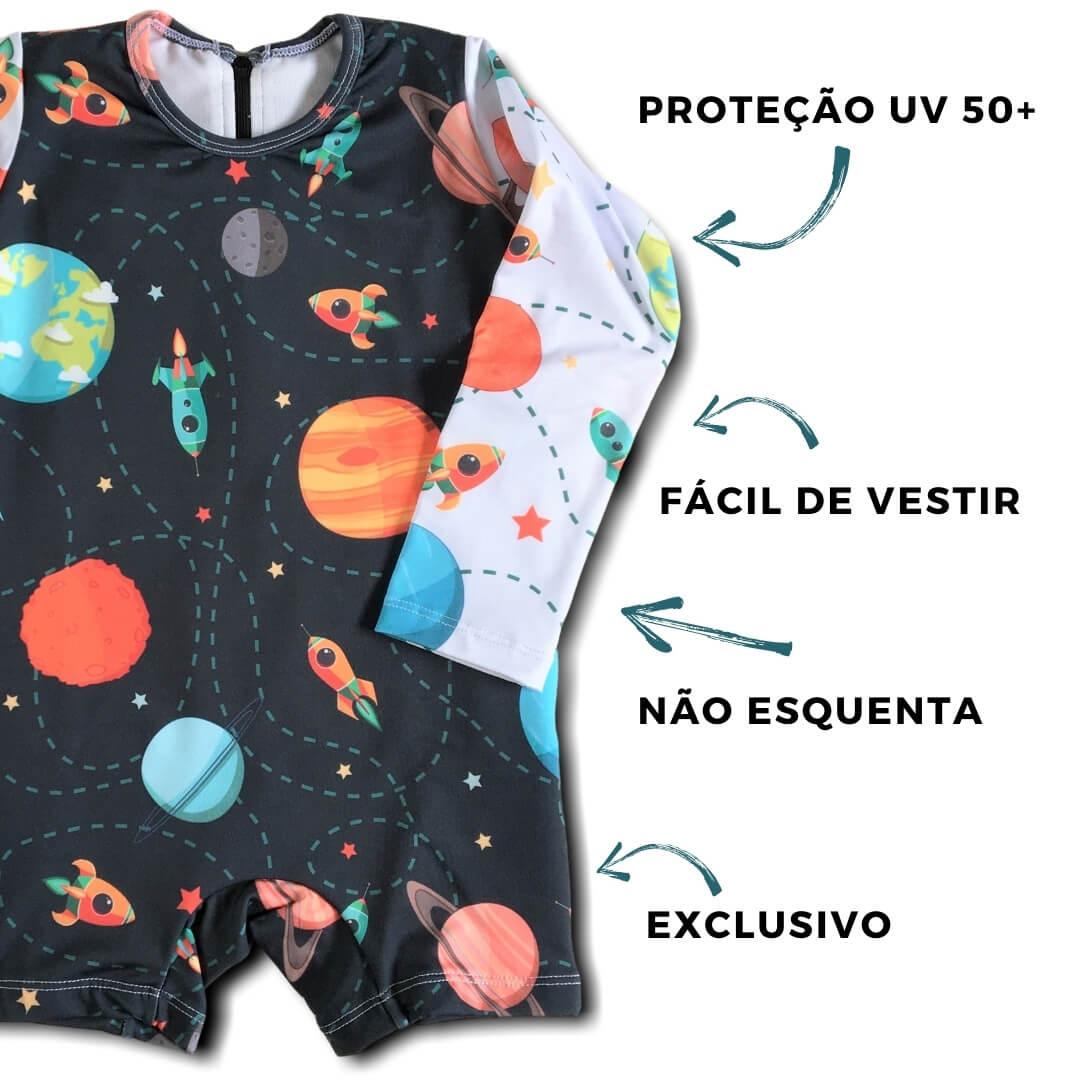 moda praia bebê proteção solar