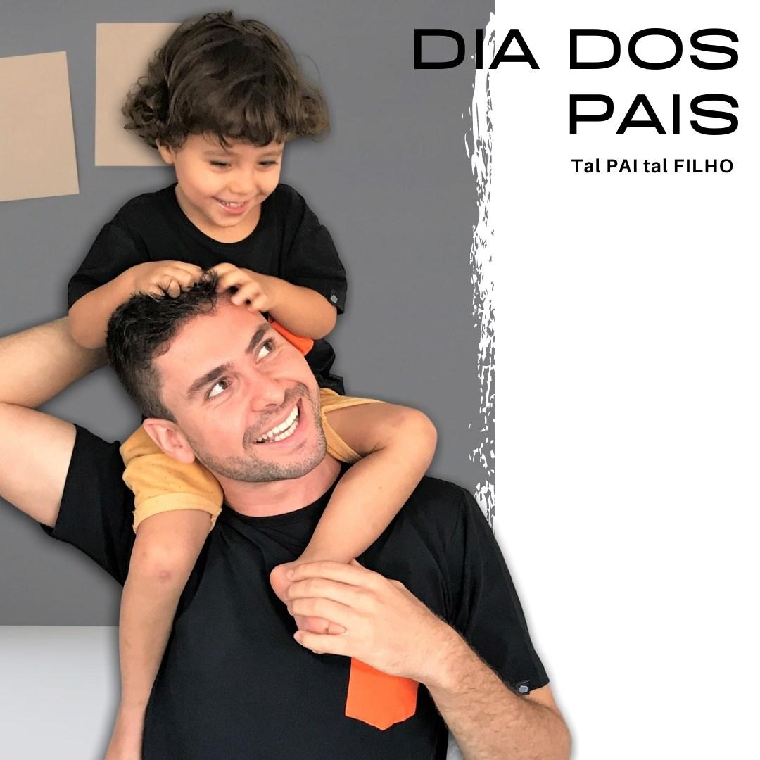 dia dos pais com luan