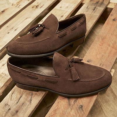 Sapato Masculino Camurça 019CAMCAF