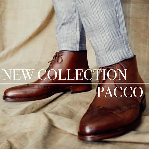 Coleção Outono Inverno Pacco Sapatos