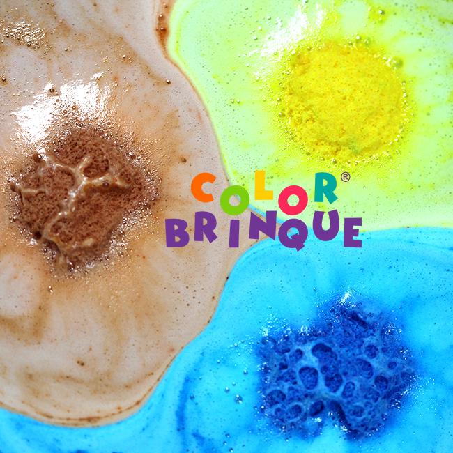 Color Bomba - Bath Bomb efervescente