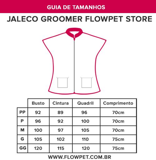 Jalecos groomer propet store