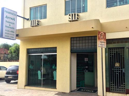 Unidade Pharmacia Antiga e Avanzata da Vila Operária