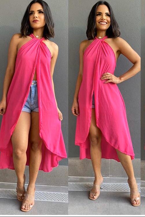 BLusa Mullet Pink