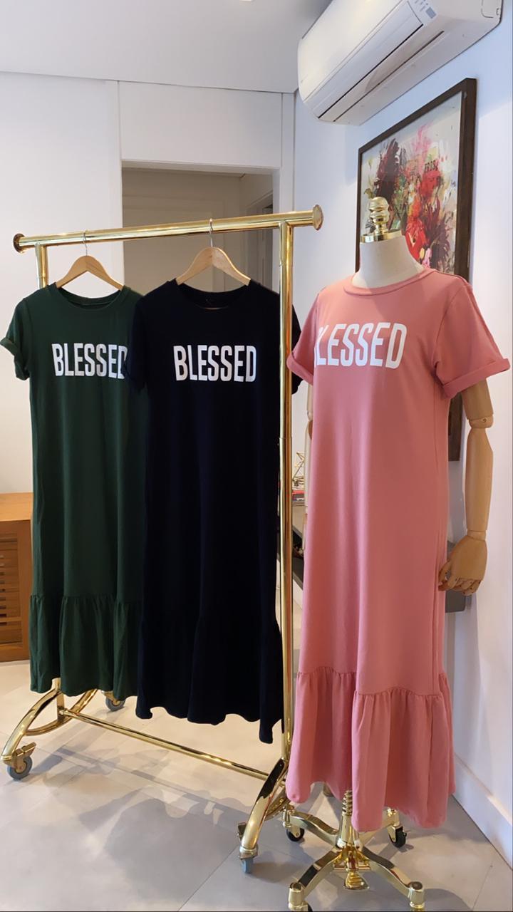 Vestido Blesses Cores