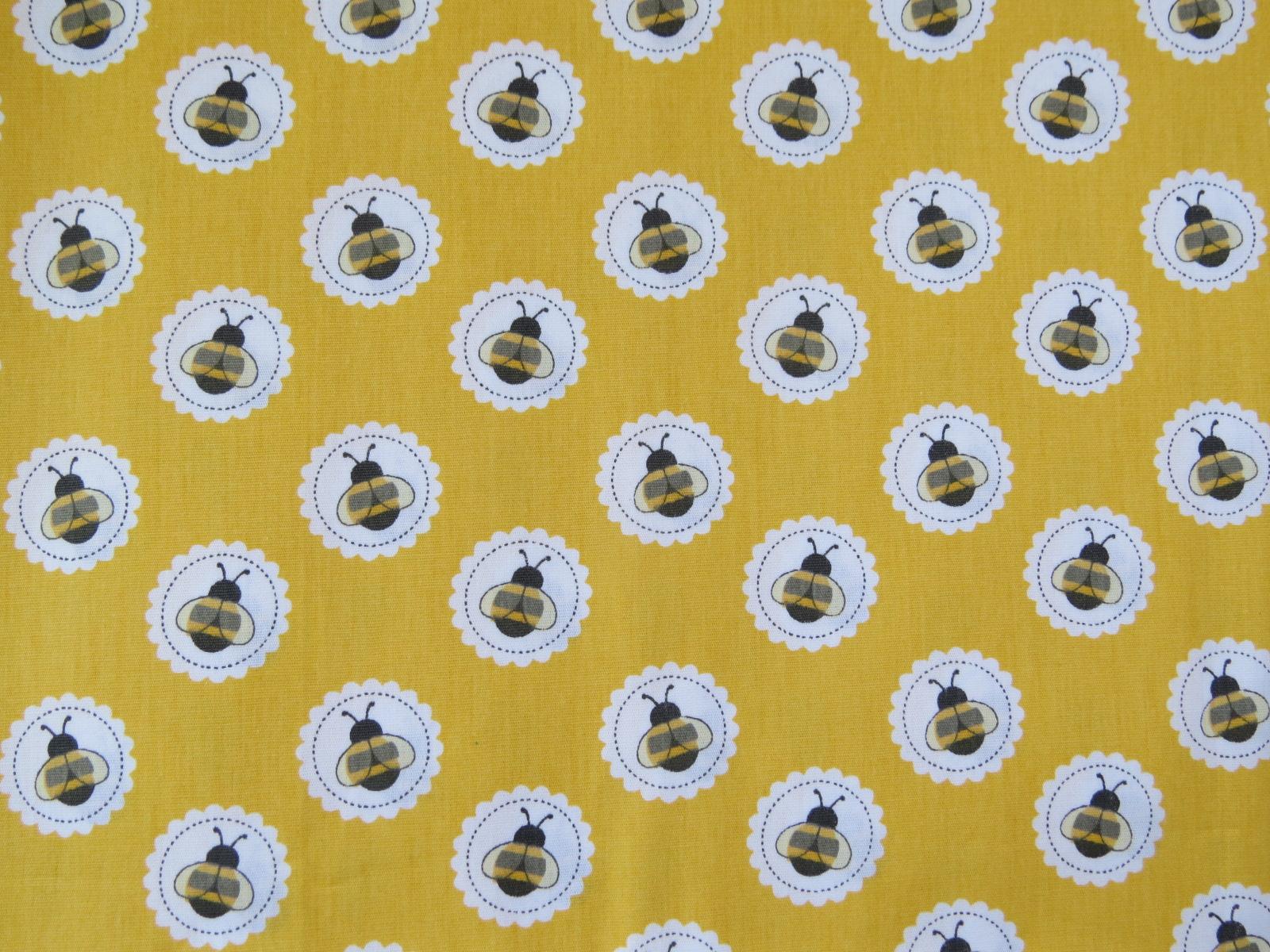 estampa abelhas