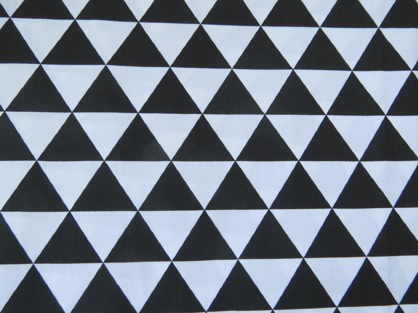 estampa geometrico triangulo