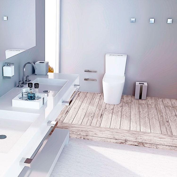 Cabide One para Banheiros e Lavabos